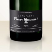 Pierre Gimonnet Cuvée Brut Fleuron Extra Brut 1er Cru 2010