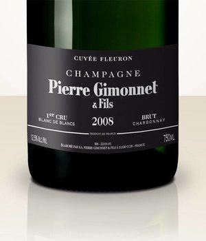 Pierre Gimonnet Cuvée Brut Fleuron Brut 1er Cru 2010 MAGNUM