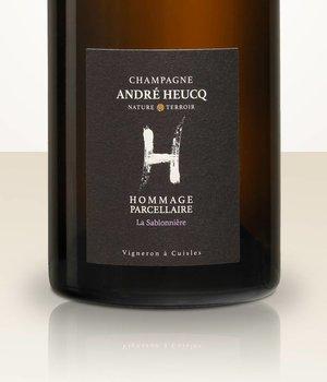 André Heucq Hommage Parcellaire La Sablonniere 2013