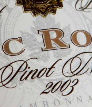 Eric Rodez Empreinte de Terroir Pinot Noir 2006 - in Holzschatulle
