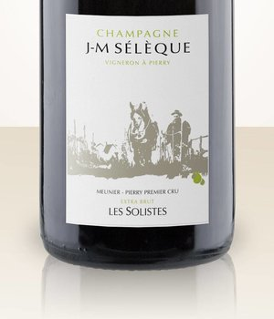 J-M Sélèque Solistes - Chardonnay 2013