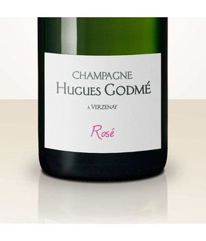 Hugues Godmé Brut Rosé Grand Cru