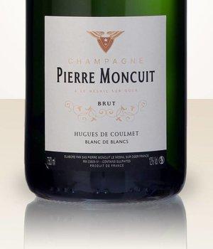Pierre Moncuit Hugues de Coulmet Blanc de Blancs 1er Cru