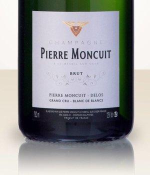 Pierre Moncuit Delos Blanc de Blancs Grand Cru MAGNUM