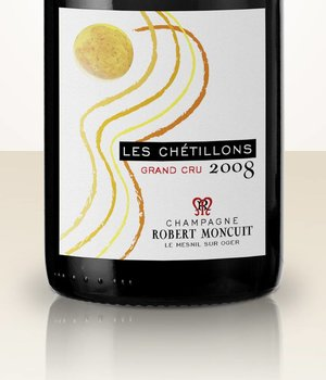Robert Moncuit Cuvée Les Chétillons 2008 MAGNUM