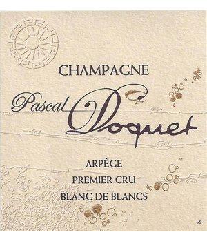 Pascal Doquet Arpege Blanc de Blancs Brut Nature