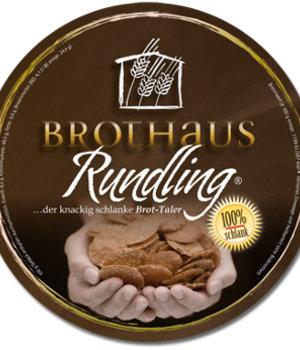 Präsente Brotchips - Rundlinge veredelt