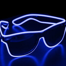 DanceCaps.com Ledglasses Blue