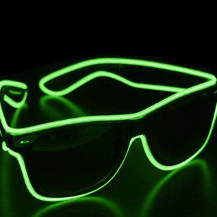 DanceCaps.com Ledglasses Green