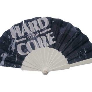 "Waaier ""Hard to the Core"" | Skull"