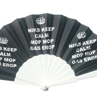 """Niks Keep Calm, MOP MOP GAS EROP!"""