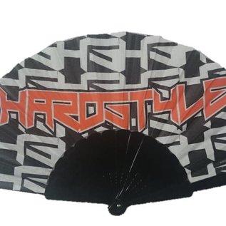 "Waaier ""Hardstyle"" | Orange design"