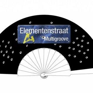 Multigroove Elementenstraat Fan