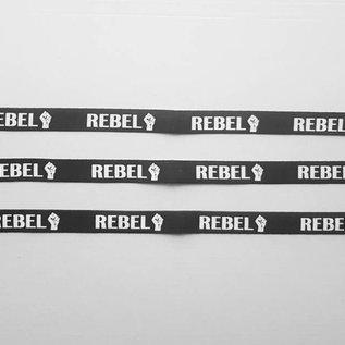 "Festivalbandjes ""Rebel"""