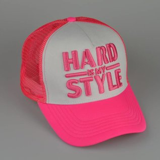 """Cap """"Hard is my Style""""!! (3D BORDURING)"""
