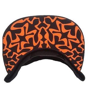"Snapback ""Hard is my Style"" (Orange-design)"