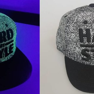 "Snapback ""Hard is my Style"" (Glow in the dark)"