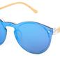 Zonnebril 2020 blauw