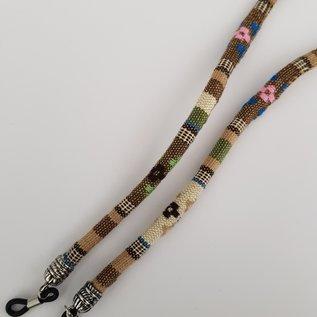 Sunglasses chain (taupe)