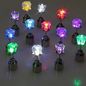 LED earring white