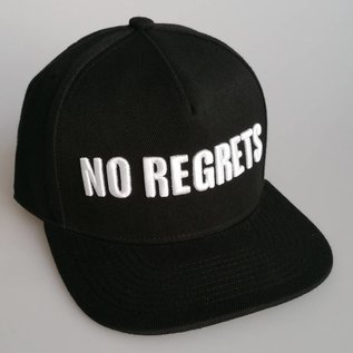 "Snapback ""NO REGRETS"""