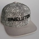 "DanceCaps.com Glow in the dark snapback ""Ravelution"" (grey)"