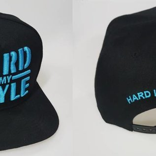 """Hard is my Style"" (blue)"