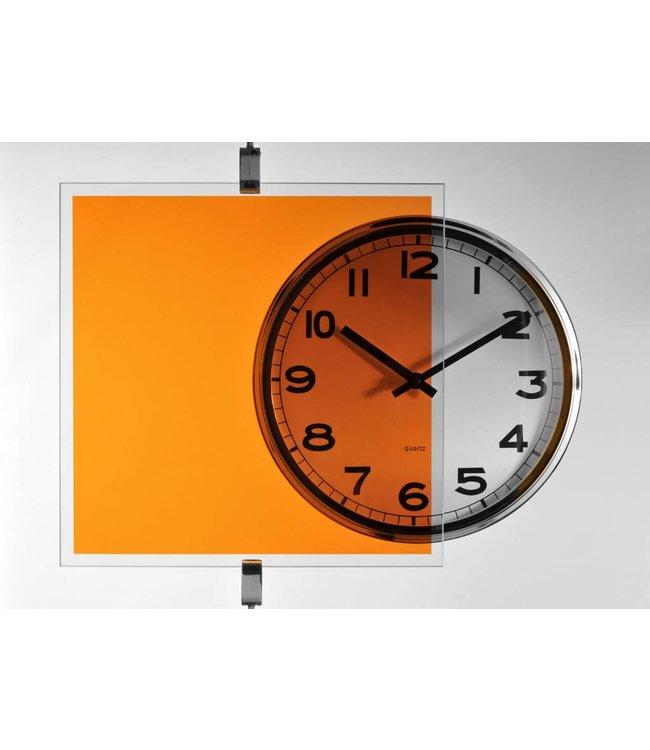 Raamfolie Orange 61052