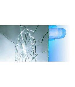Spiegelfolie MIX 551 Zilver Veiligheidsfolie