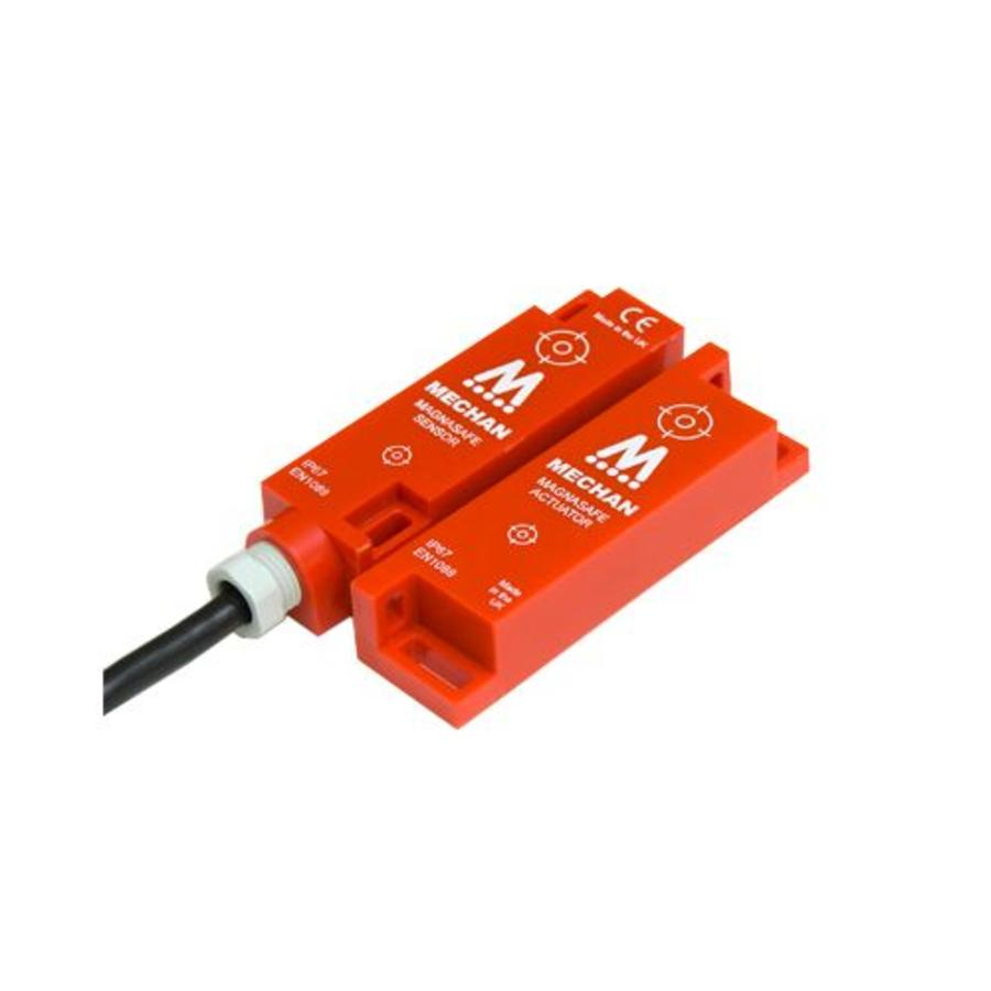 Non-contact magnetic safety switch MS1