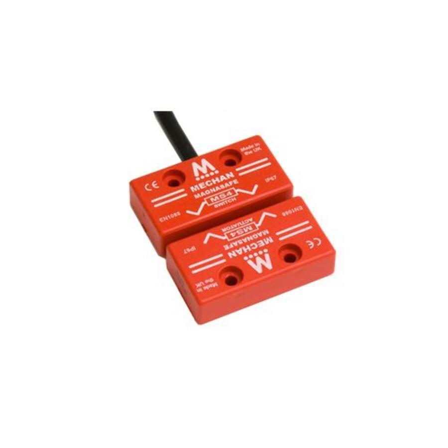 Berührungslose magnetische Sicherheitsschalter MS4