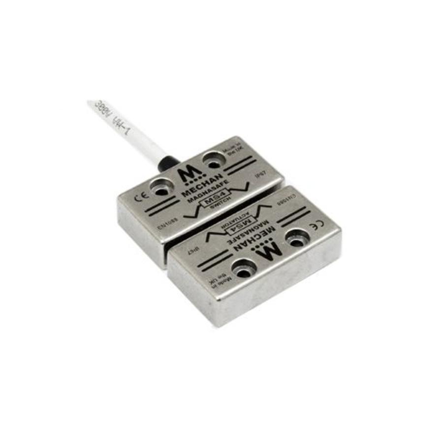 Berührungslose Edelstahl magnetische Sicherheitsschalter MS4 SS