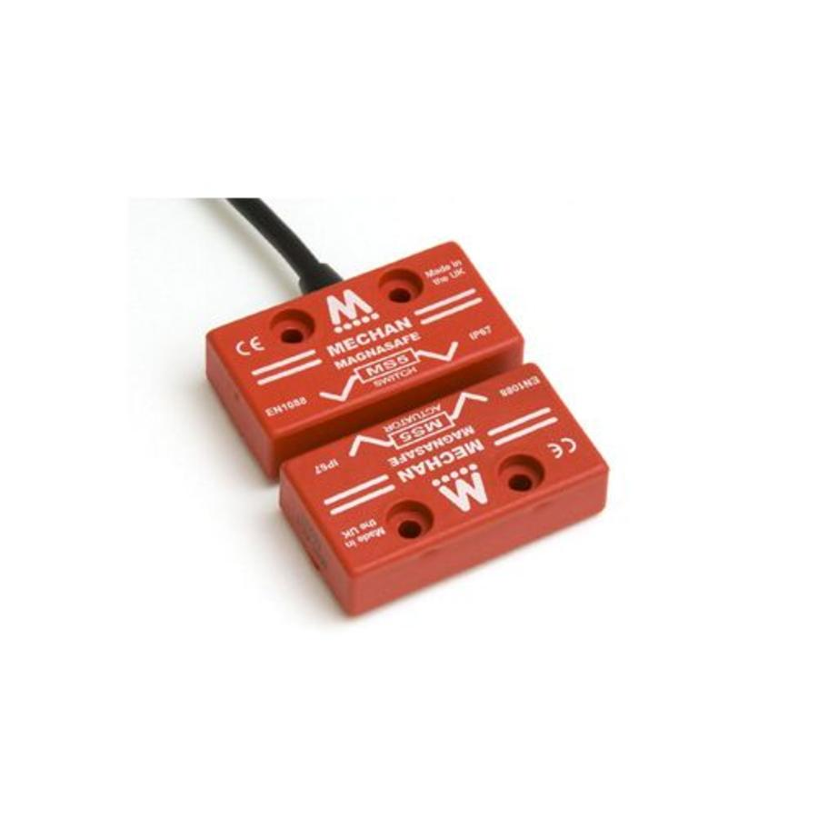 Non-contact magnetic safety switch MS5