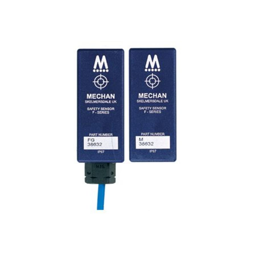 Electronisch gecodeerde contactloze veiligheidsschakelaar F-TYP