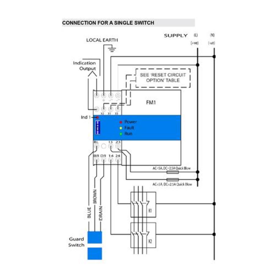 Uitbreidingsmodule FX1-FX2