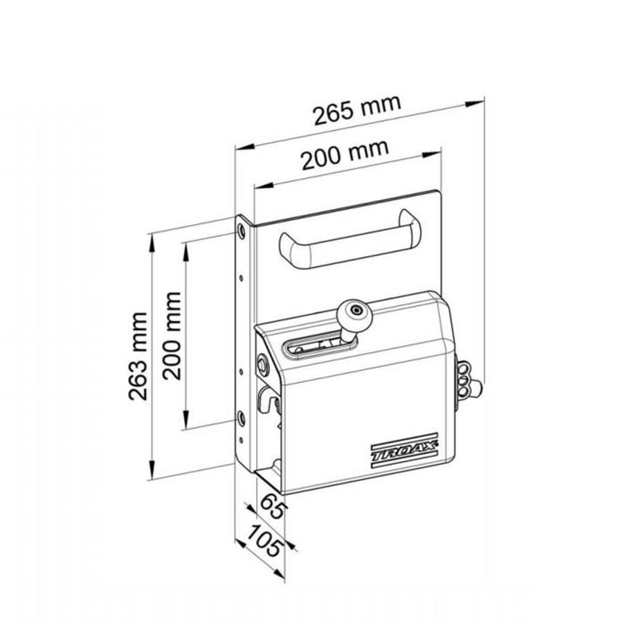 Safety interlock switch Safe Lock PLd GL 29931021
