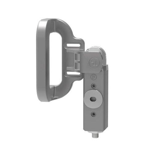 Sicherheitsschalter aus Aluminium PLd mit Griff THHSSQ1