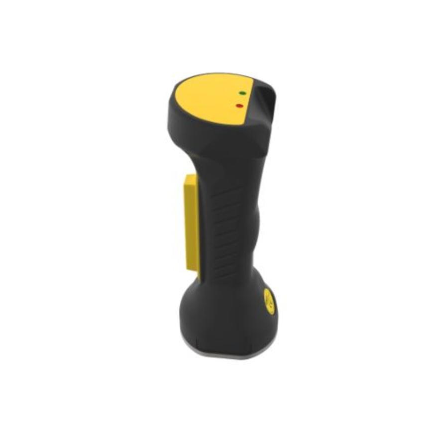 Veiligheidsbedieningscomponent met sensoren,  diagnose-en bedienfuncties ZEUS