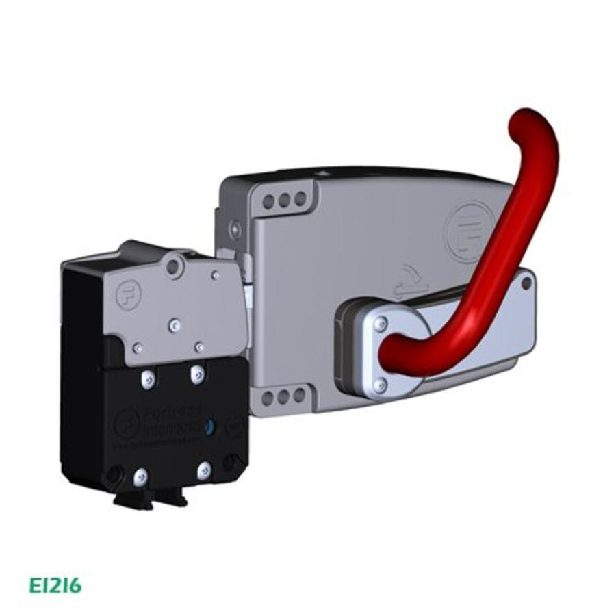 Door handle and head EI2I6 - EI4I6