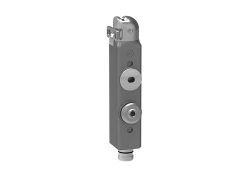 Safety interlock aluminium PLd with standard actutor THFSMEUQ5