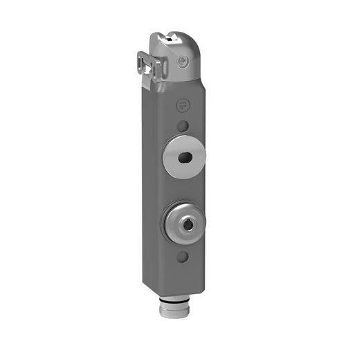 Sicherheitszuhaltung aus Aluminium PLd mit Standard Betätiger THFSMEUQ5
