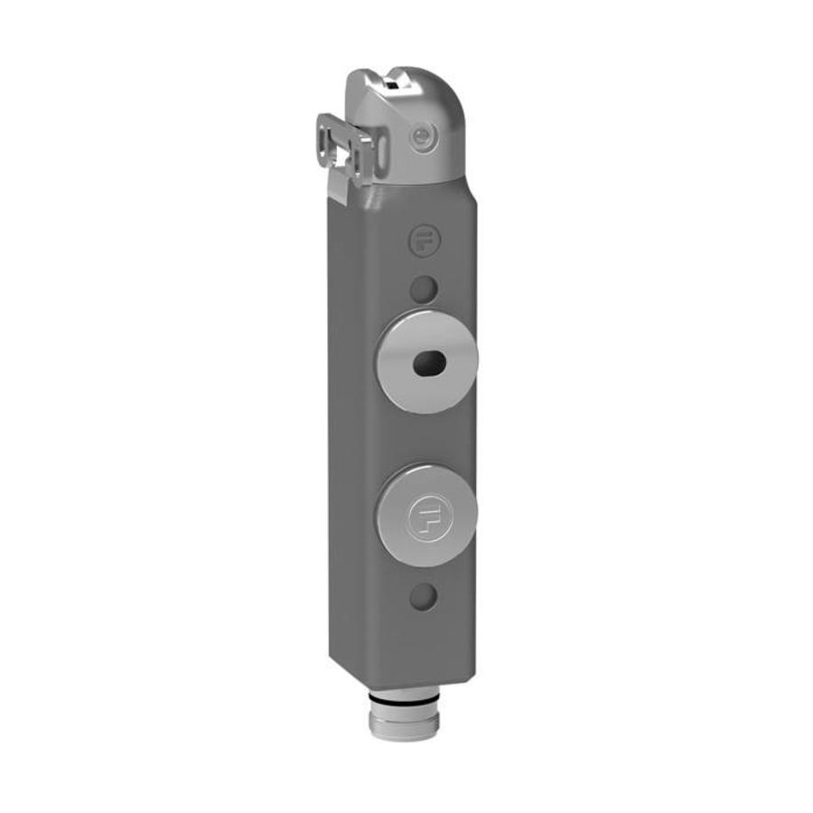 Actuator operated aluminium safety interlock switch PLd