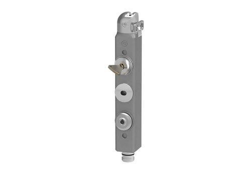 Sicherheitszuhaltung aus Aluminium PLd mit Sicherheitsschlüssel THFSNSMEUQ5