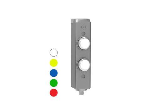 Aluminium Gatebox with 2 functions