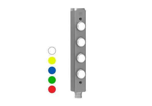 Aluminium Gatebox with 4 functions