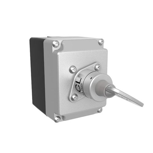 Safety key switch in enclosure SR