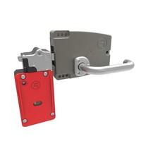 Extreem robuuste deurklinkbediende stalen veiligheidsschakelaar met vergrendeling PLe