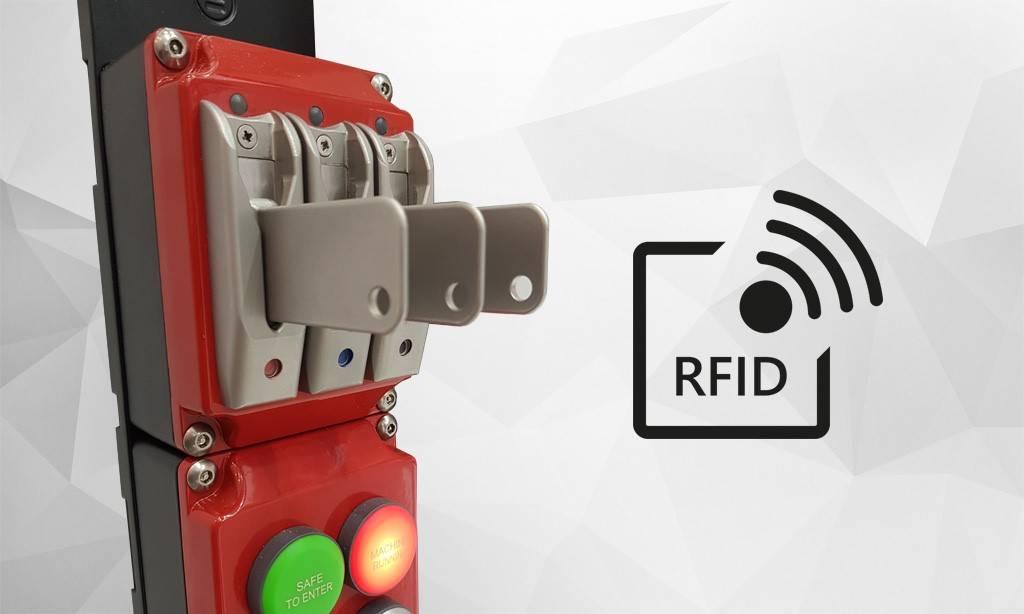 RFID Veiligheidstags voor de amGard Pro Range