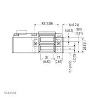 Sicherheitszuhaltung Safe Lock PLd GL 29931021
