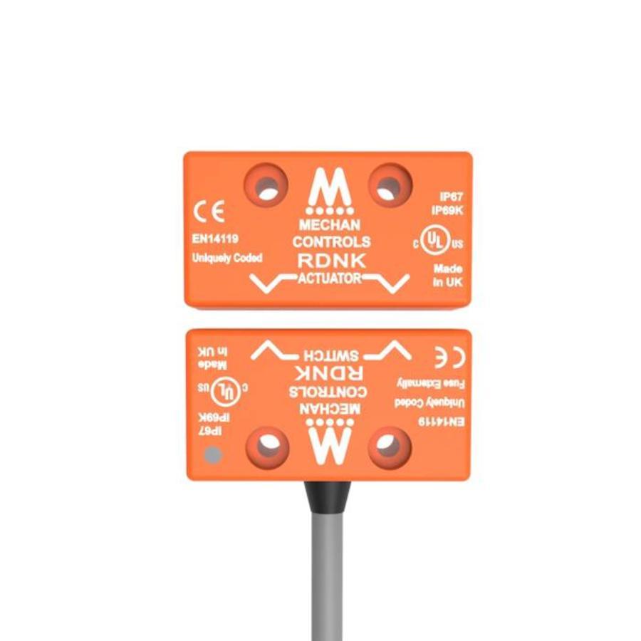 Berührungslose RFID individuell codierter Sicherheitssensor RDNK